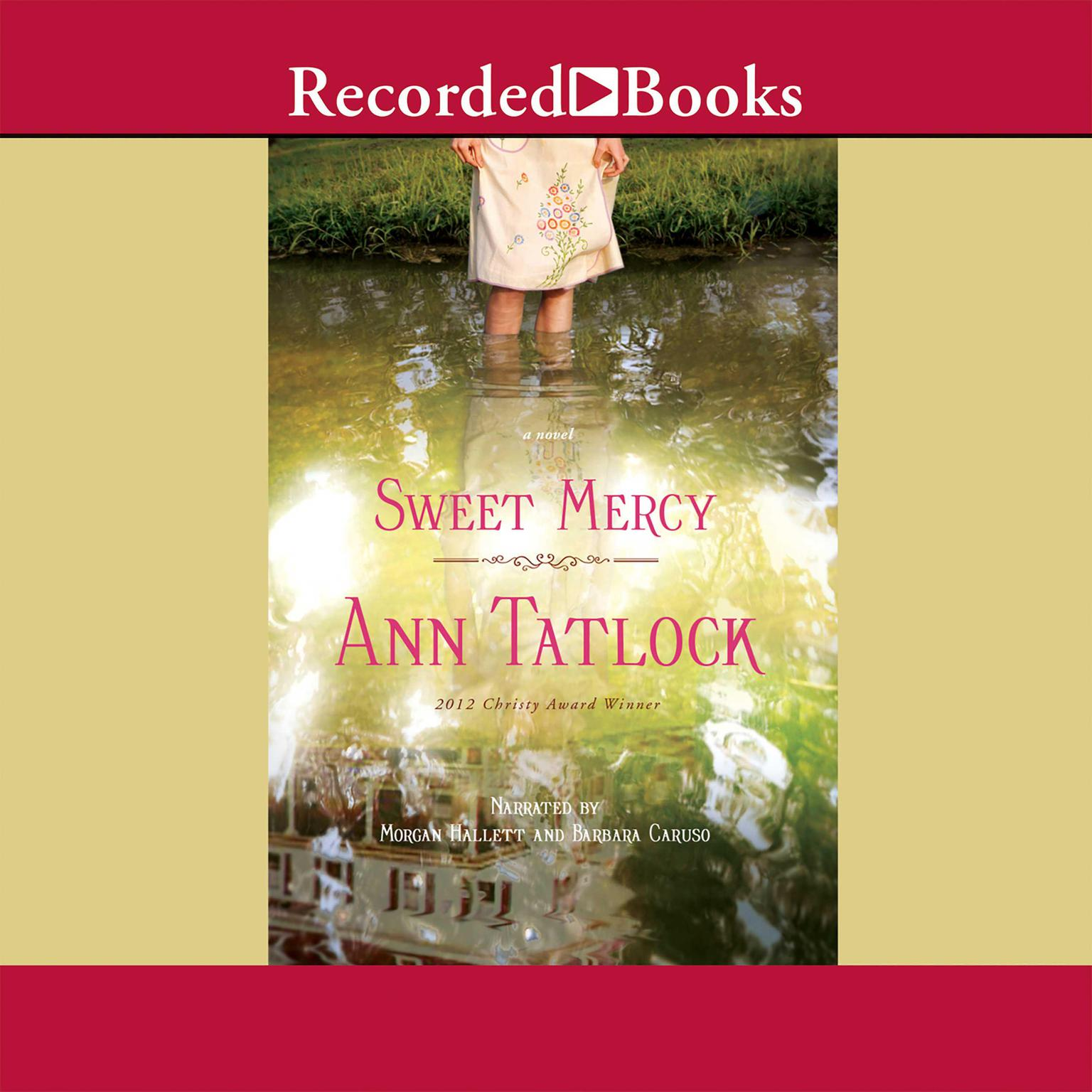 Printable Sweet Mercy Audiobook Cover Art
