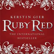 Ruby Red Audiobook, by Kerstin Gier, Anthea Bell