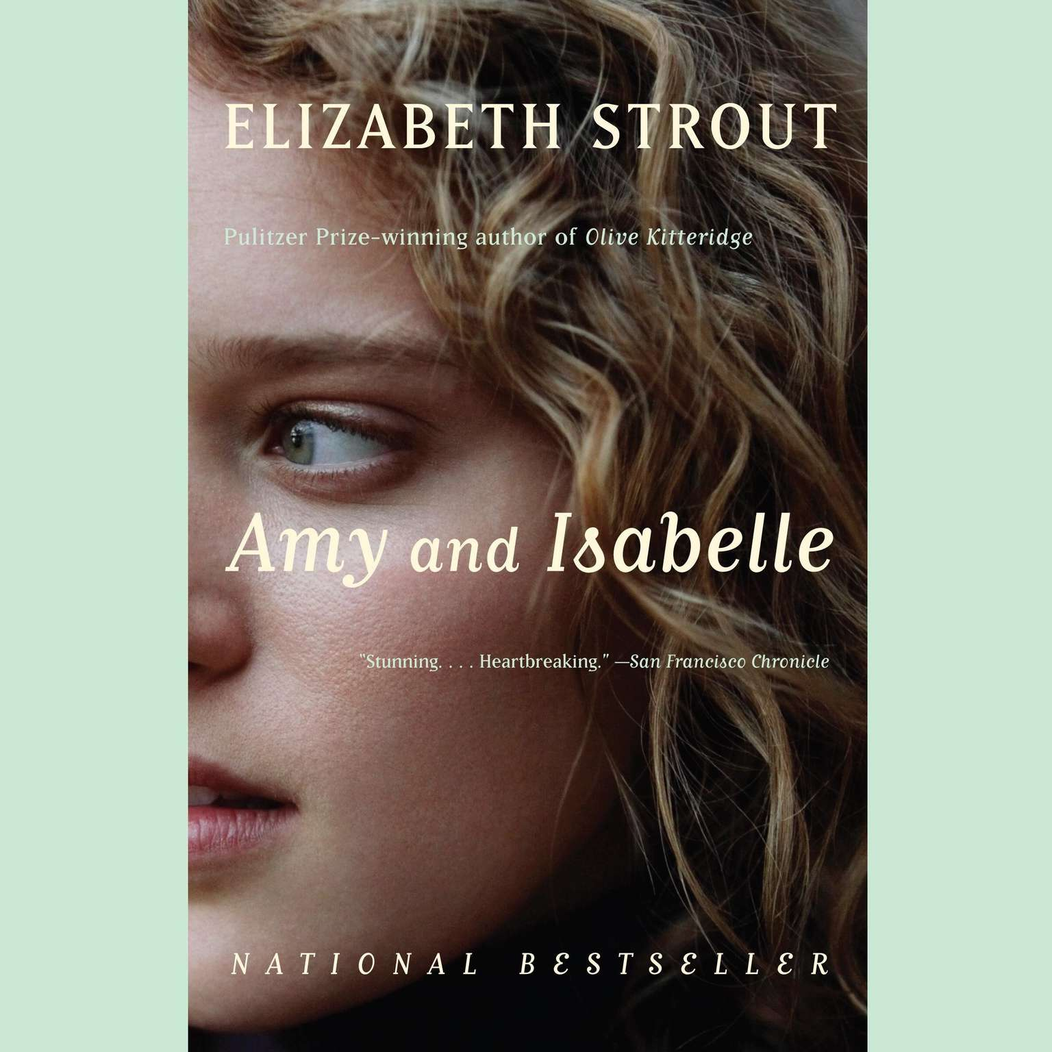 Printable Amy and Isabelle: A Novel Audiobook Cover Art