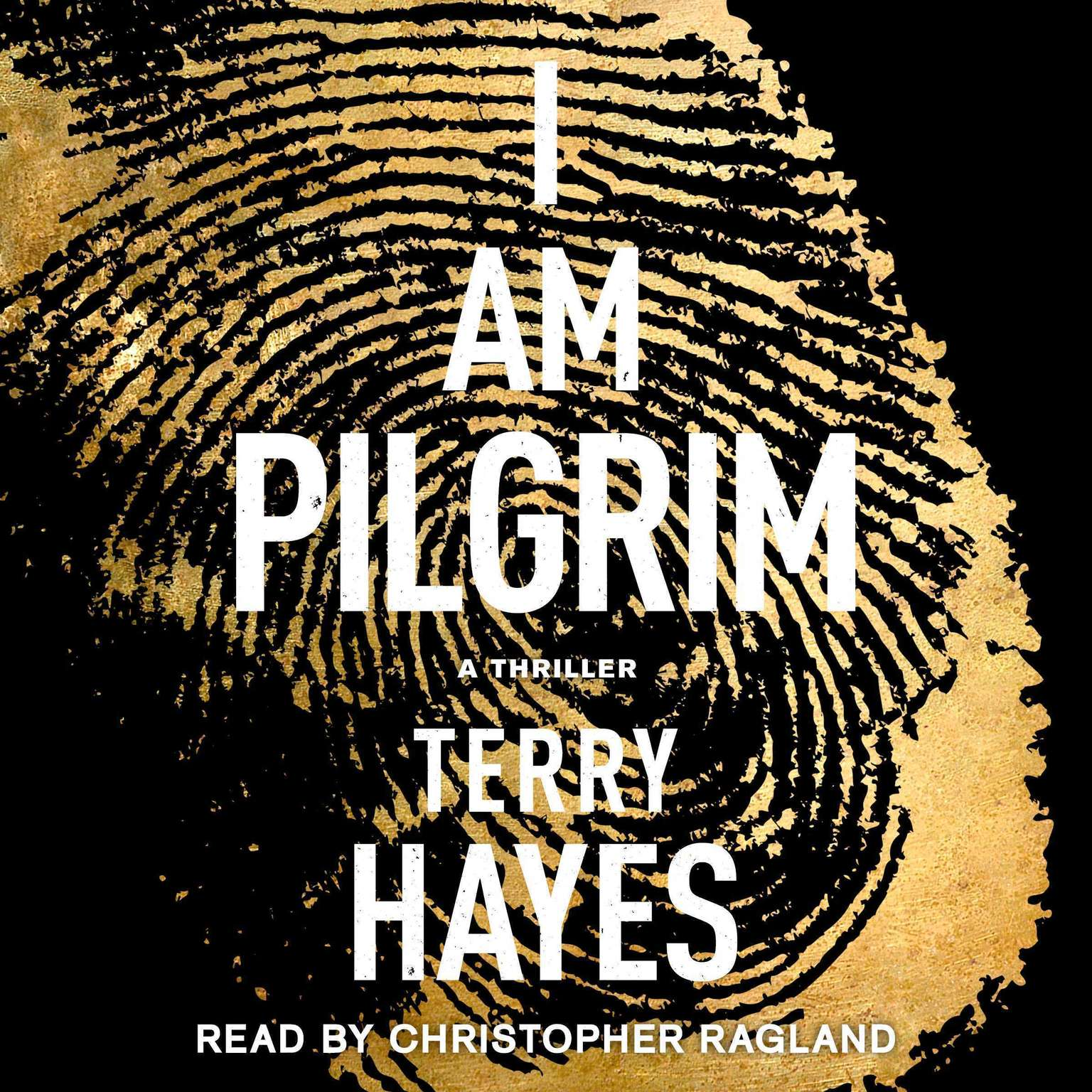 Printable I Am Pilgrim: A Thriller Audiobook Cover Art