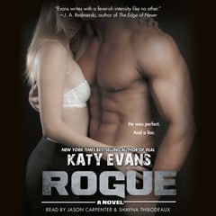Rogue Audiobook, by Katy Evans