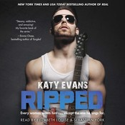 Ripped Audiobook, by Katy Evans