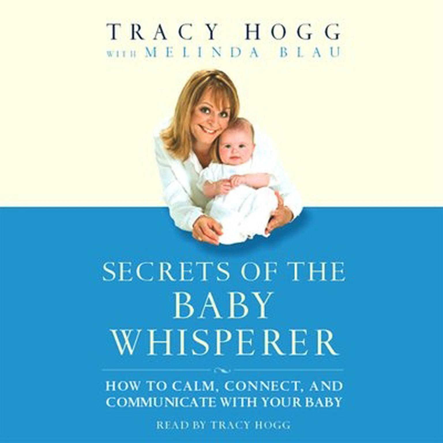 Printable Secrets of the Baby Whisperer Audiobook Cover Art