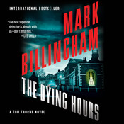 The Dying Hours Audiobook, by Mark Billingham