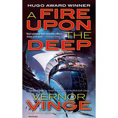 A Fire Upon The Deep Audiobook, by Vernor Vinge
