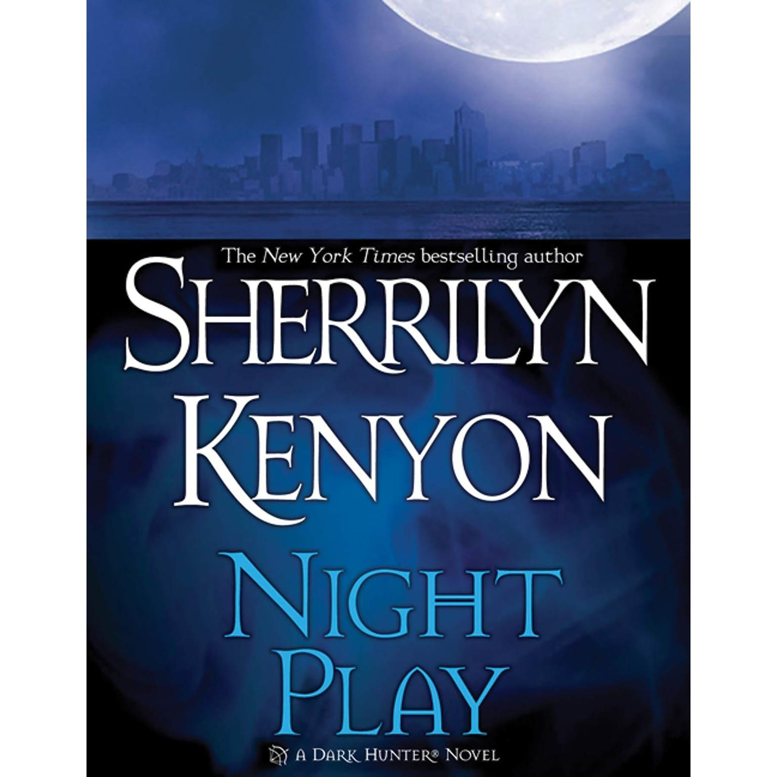 Printable Night Play Audiobook Cover Art