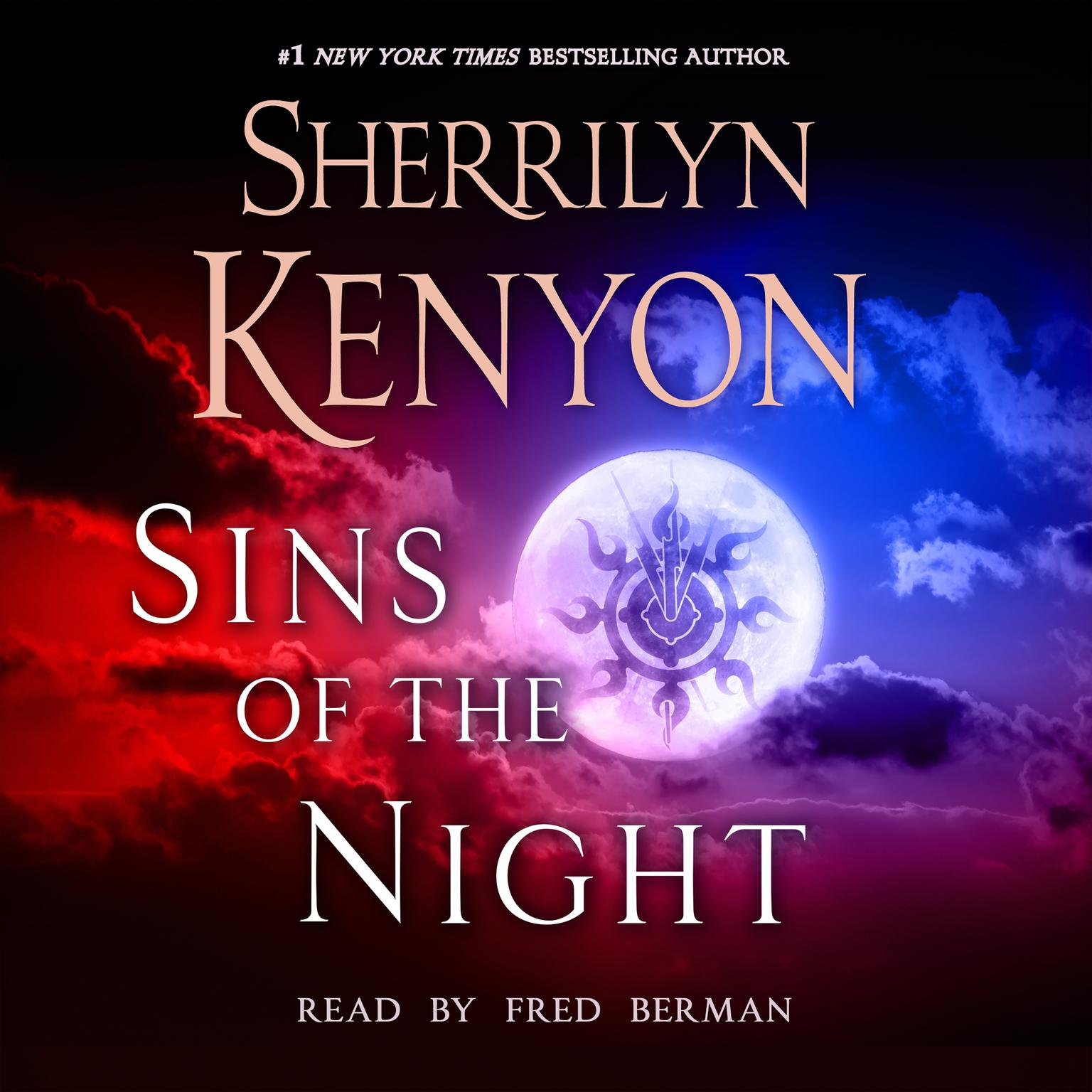 Printable Sins of the Night: A Dark-Hunter Novel Audiobook Cover Art