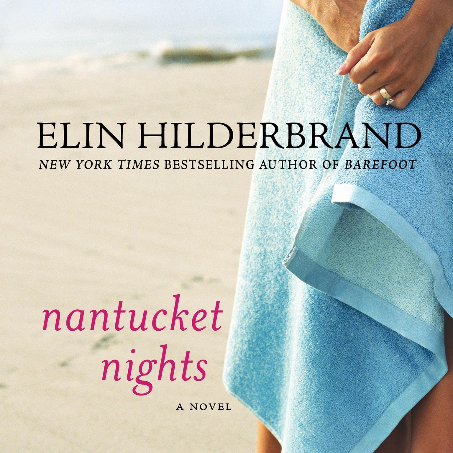Printable Nantucket Nights: A Novel Audiobook Cover Art
