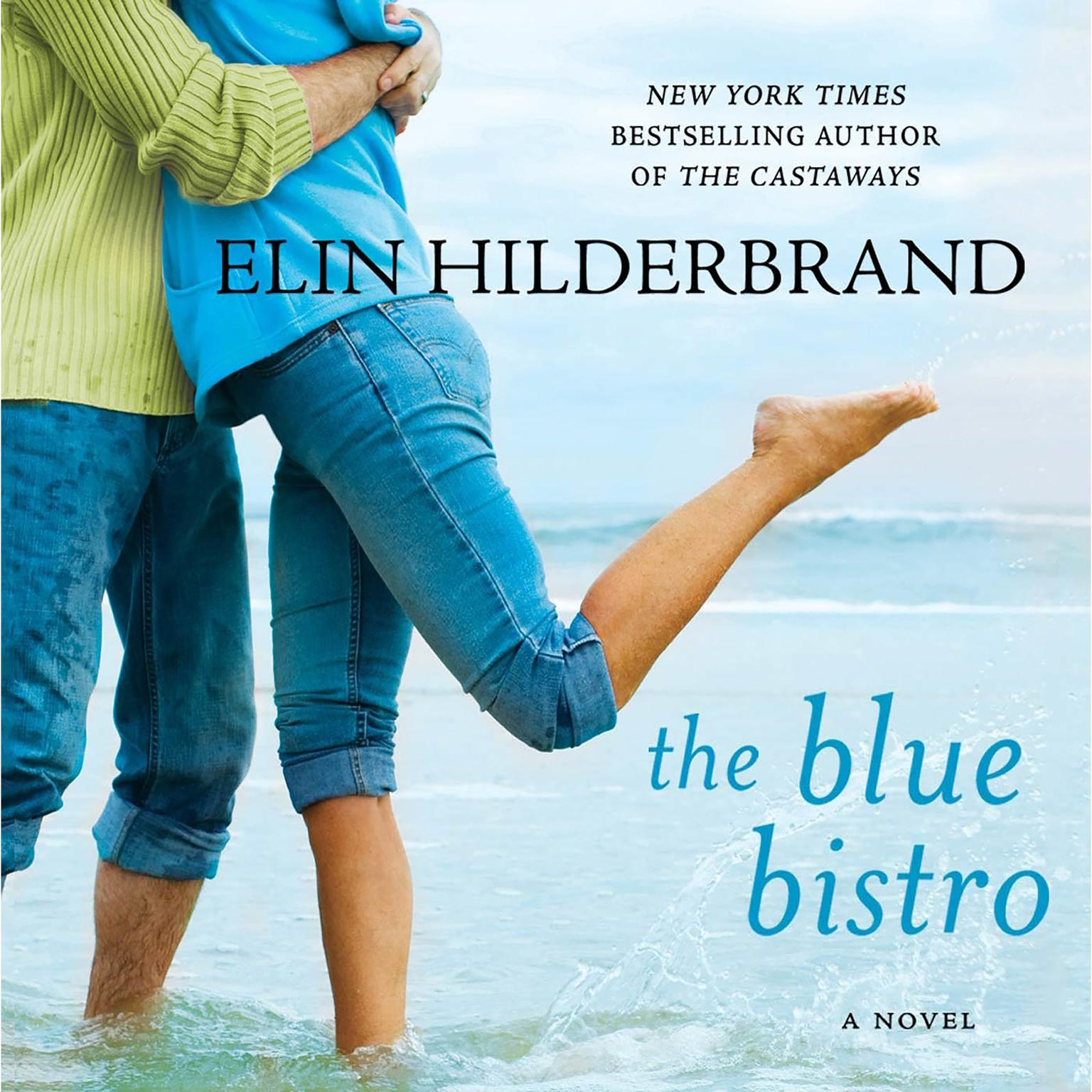 Printable Blue Bistro: A Novel Audiobook Cover Art