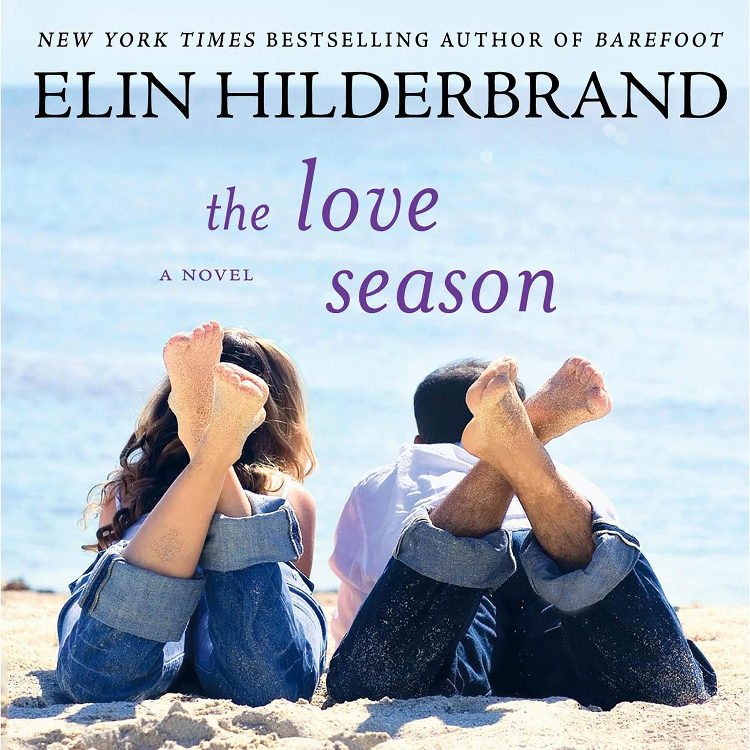 Printable The Love Season: A Novel Audiobook Cover Art