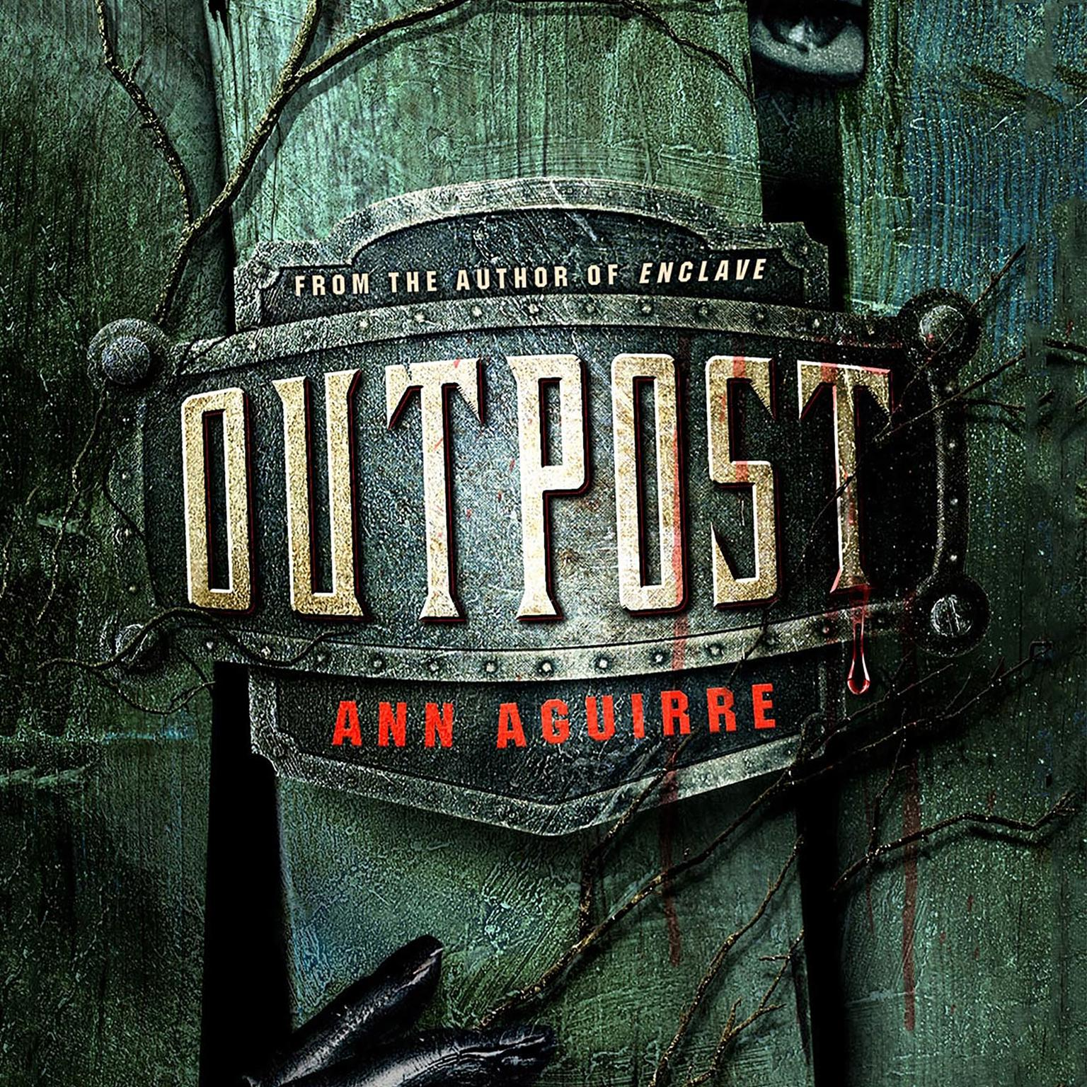 Printable Outpost Audiobook Cover Art