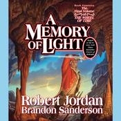 A Memory of Light, by Brandon Sanderso