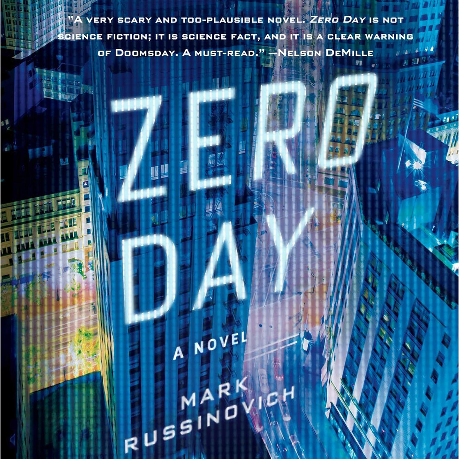 Printable Zero Day: A Jeff Aiken Novel Audiobook Cover Art