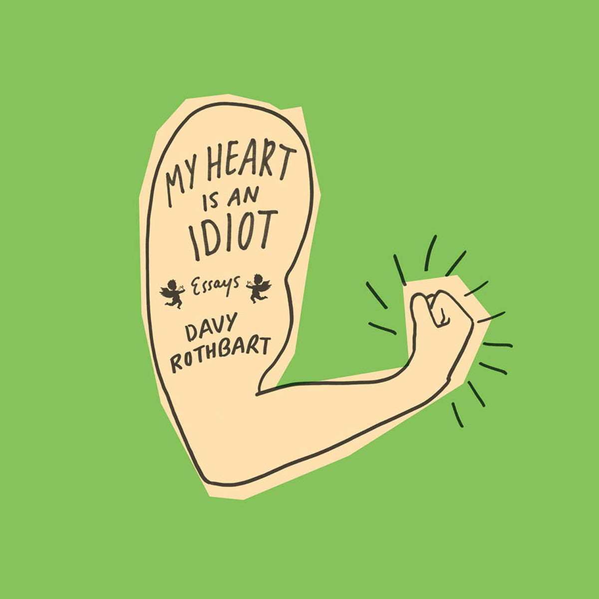 Printable My Heart Is an Idiot: Essays Audiobook Cover Art