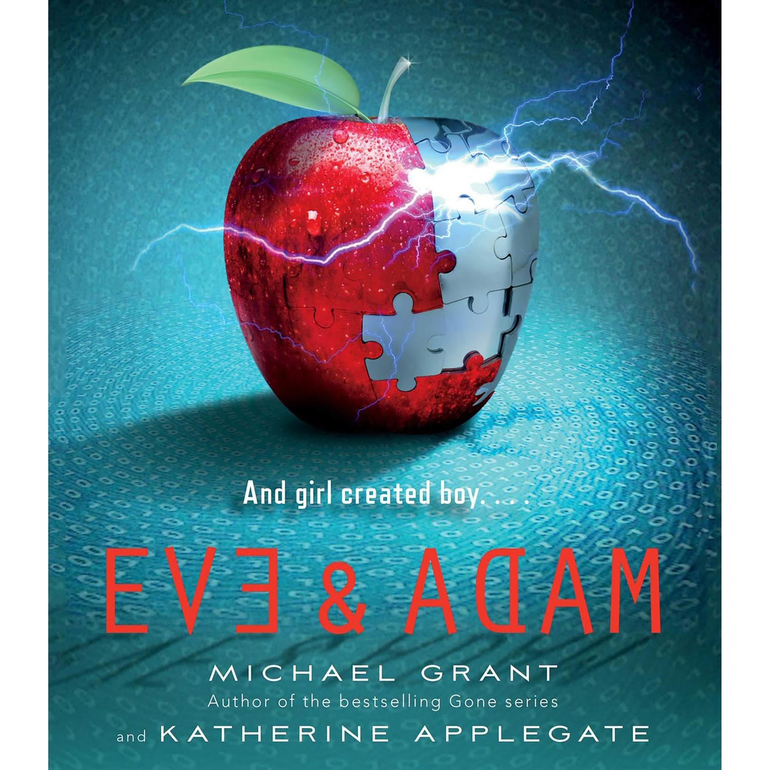 Printable Eve and Adam Audiobook Cover Art
