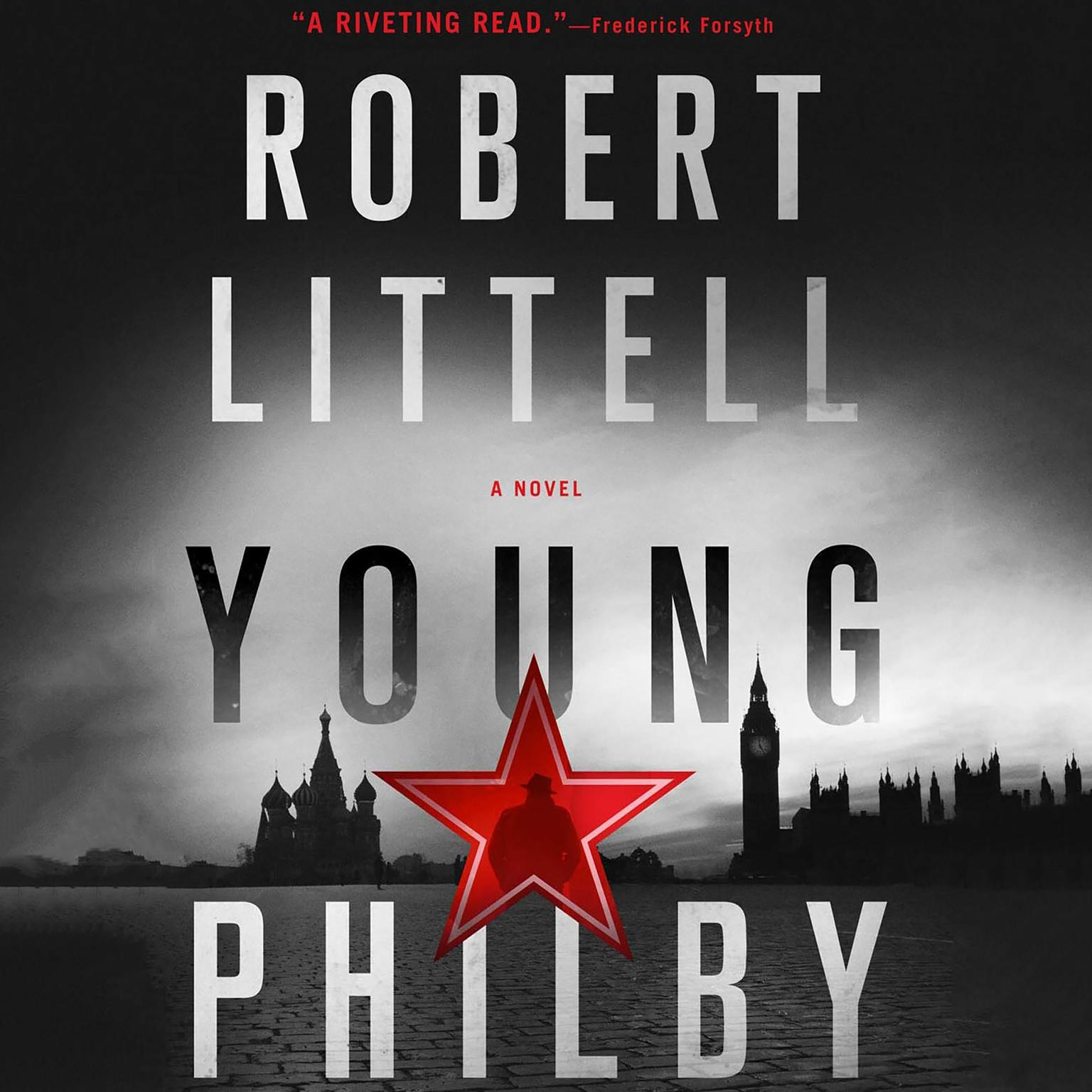 Printable Young Philby: A Novel Audiobook Cover Art