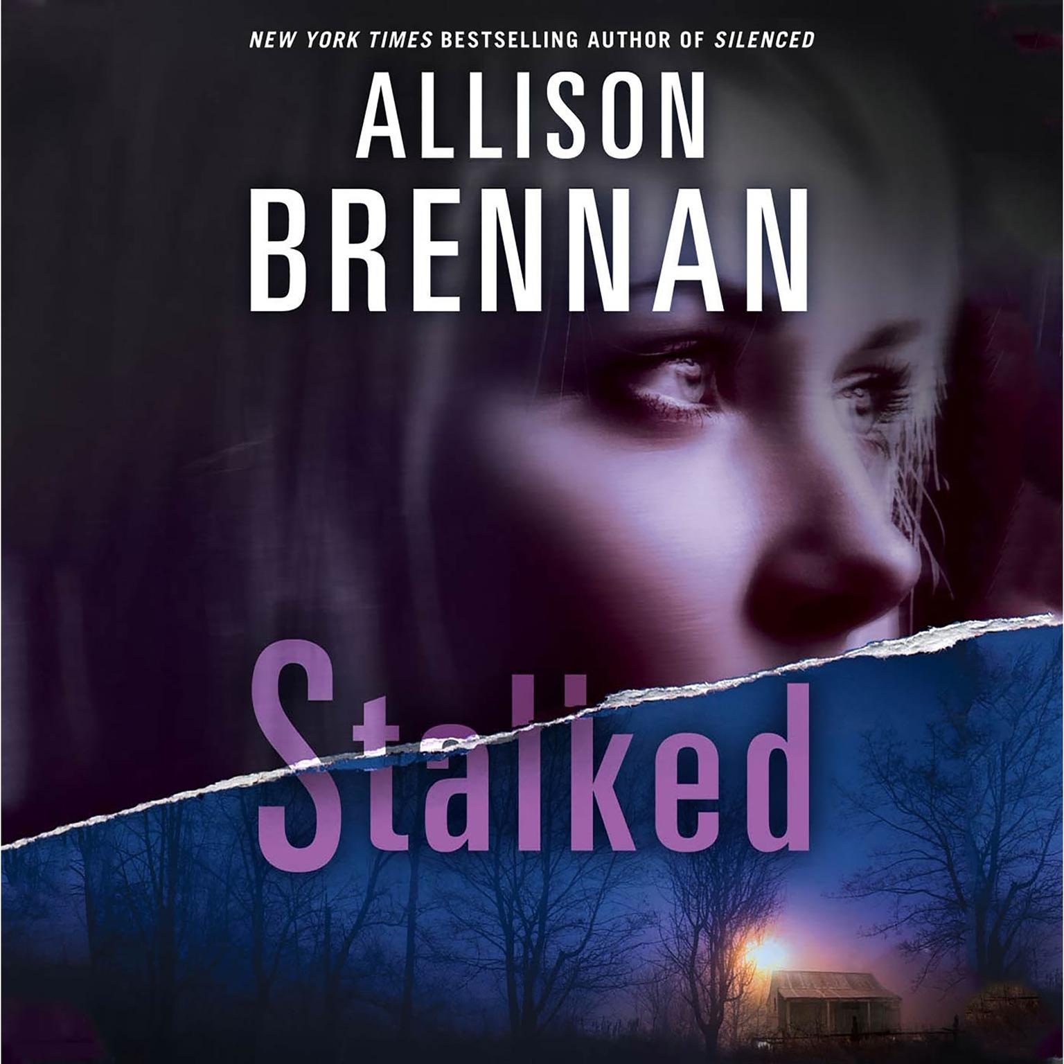 Printable Stalked Audiobook Cover Art