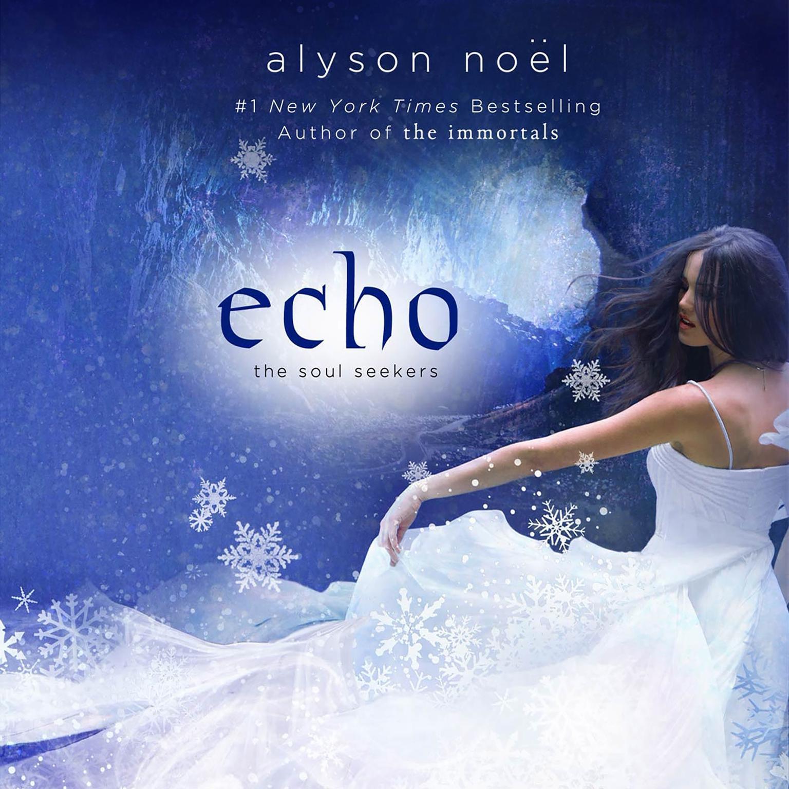 Printable Echo Audiobook Cover Art