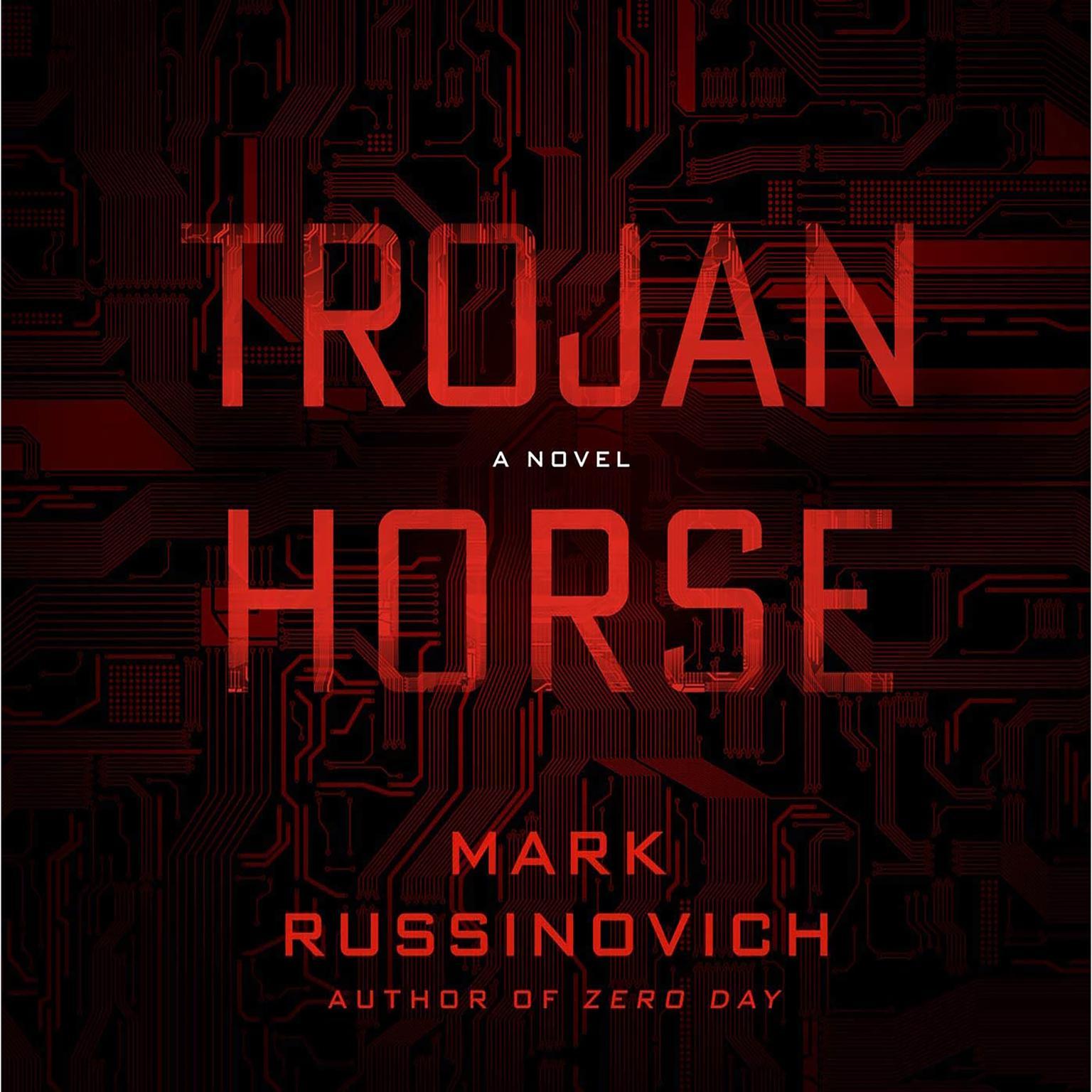 Printable Trojan Horse: A Jeff Aiken Novel Audiobook Cover Art