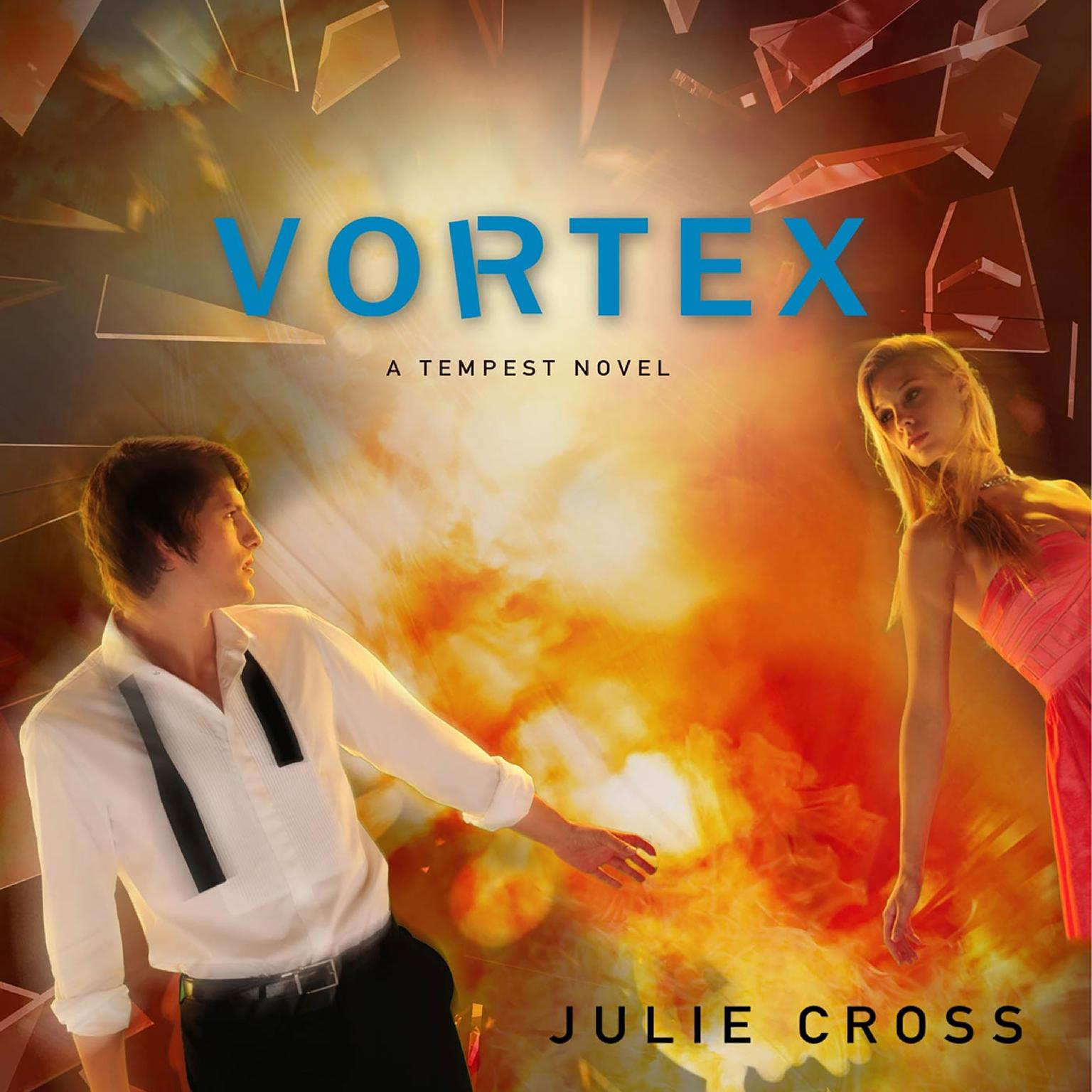 Printable Vortex: A Tempest Novel Audiobook Cover Art