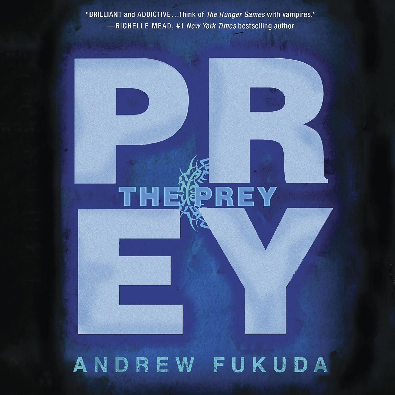 Printable The Prey Audiobook Cover Art