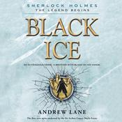 Black Ice Audiobook, by Andrew Lane