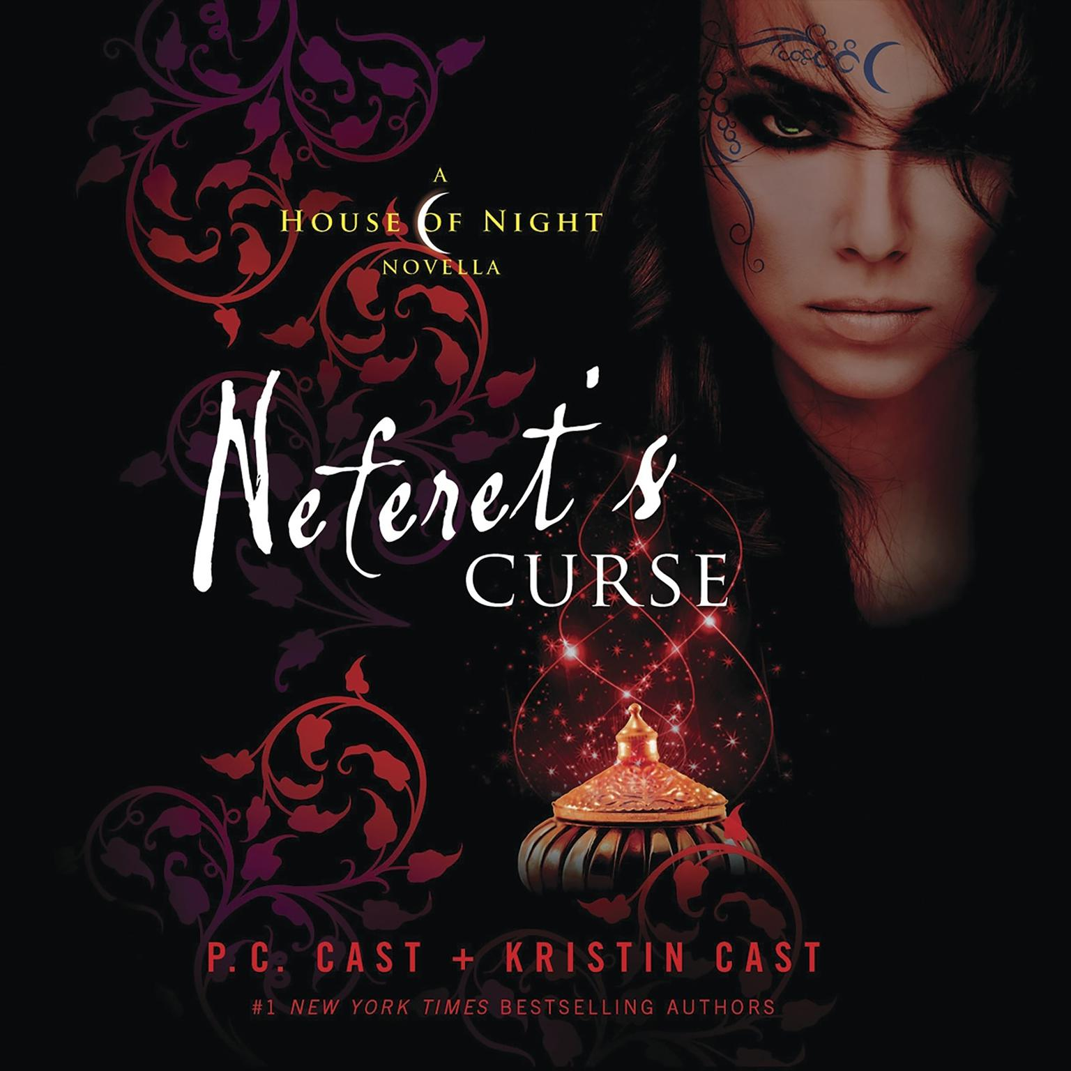 Printable Neferet's Curse: A House of Night Novella Audiobook Cover Art