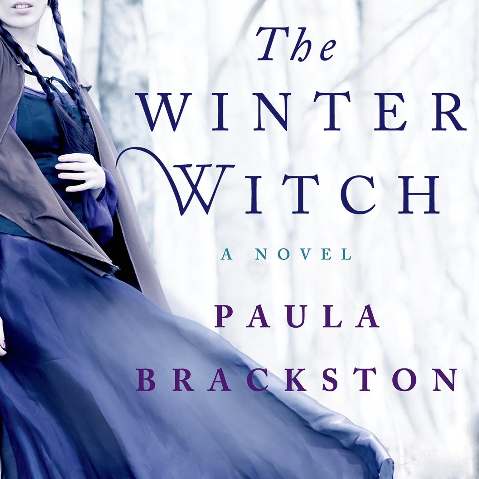 Printable The Winter Witch Audiobook Cover Art