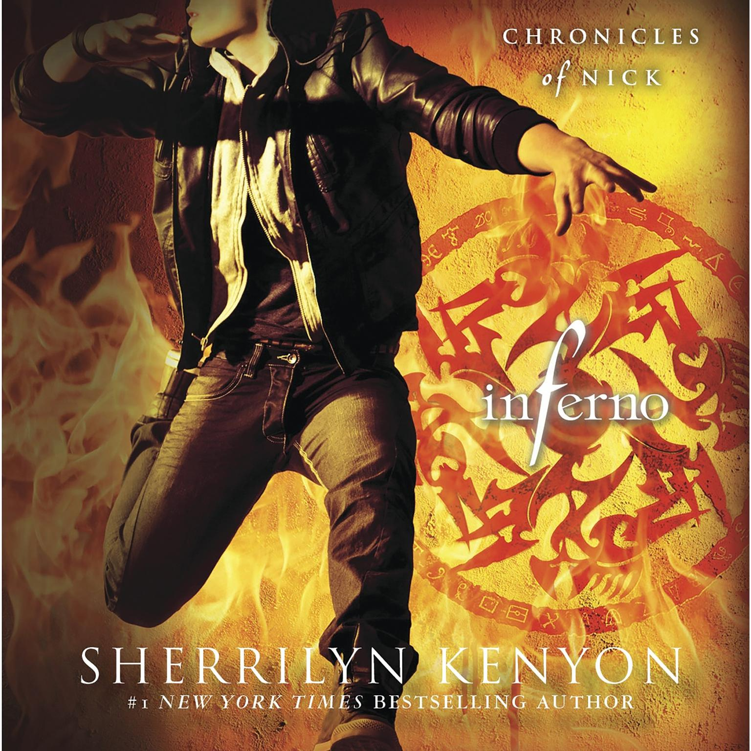 Printable Inferno: Chronicles of Nick Audiobook Cover Art
