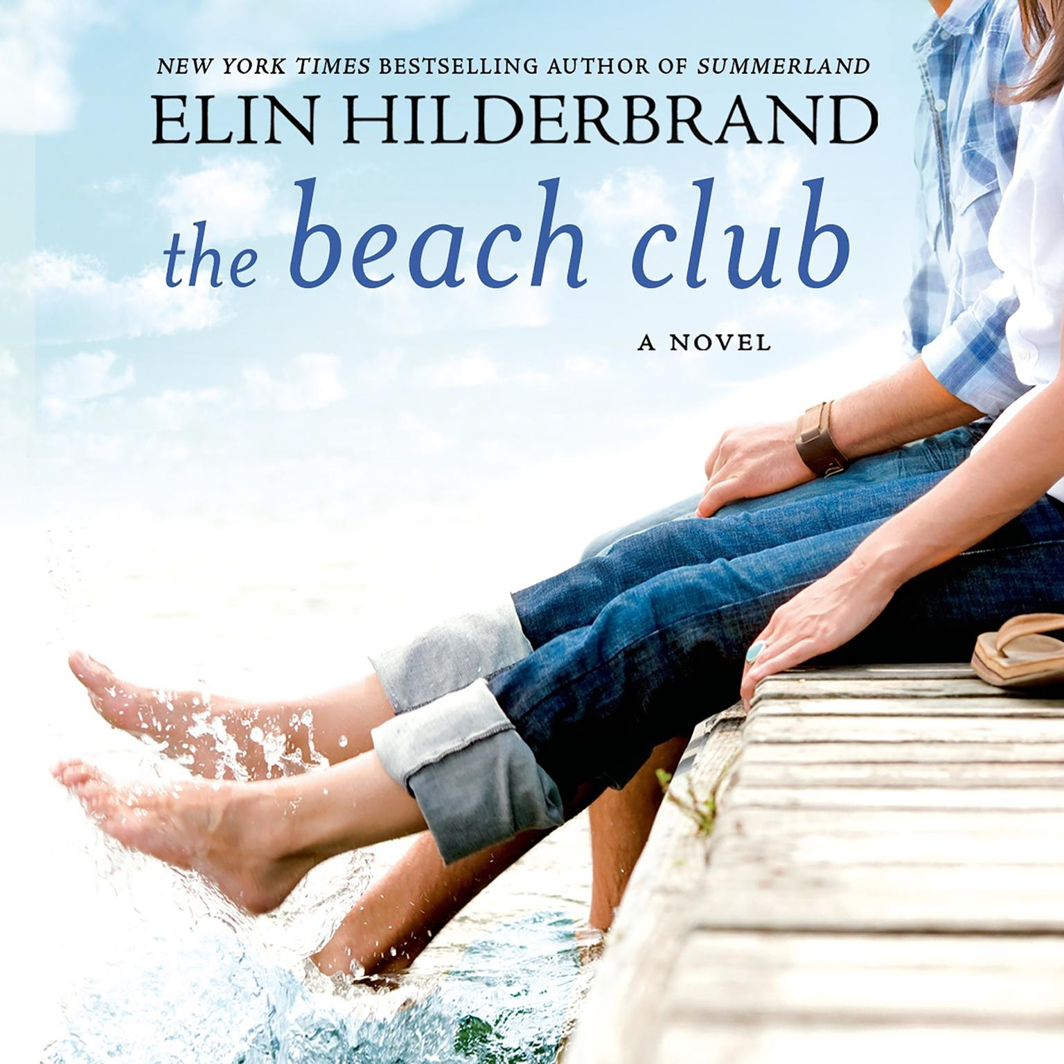 Printable The Beach Club: A Novel Audiobook Cover Art