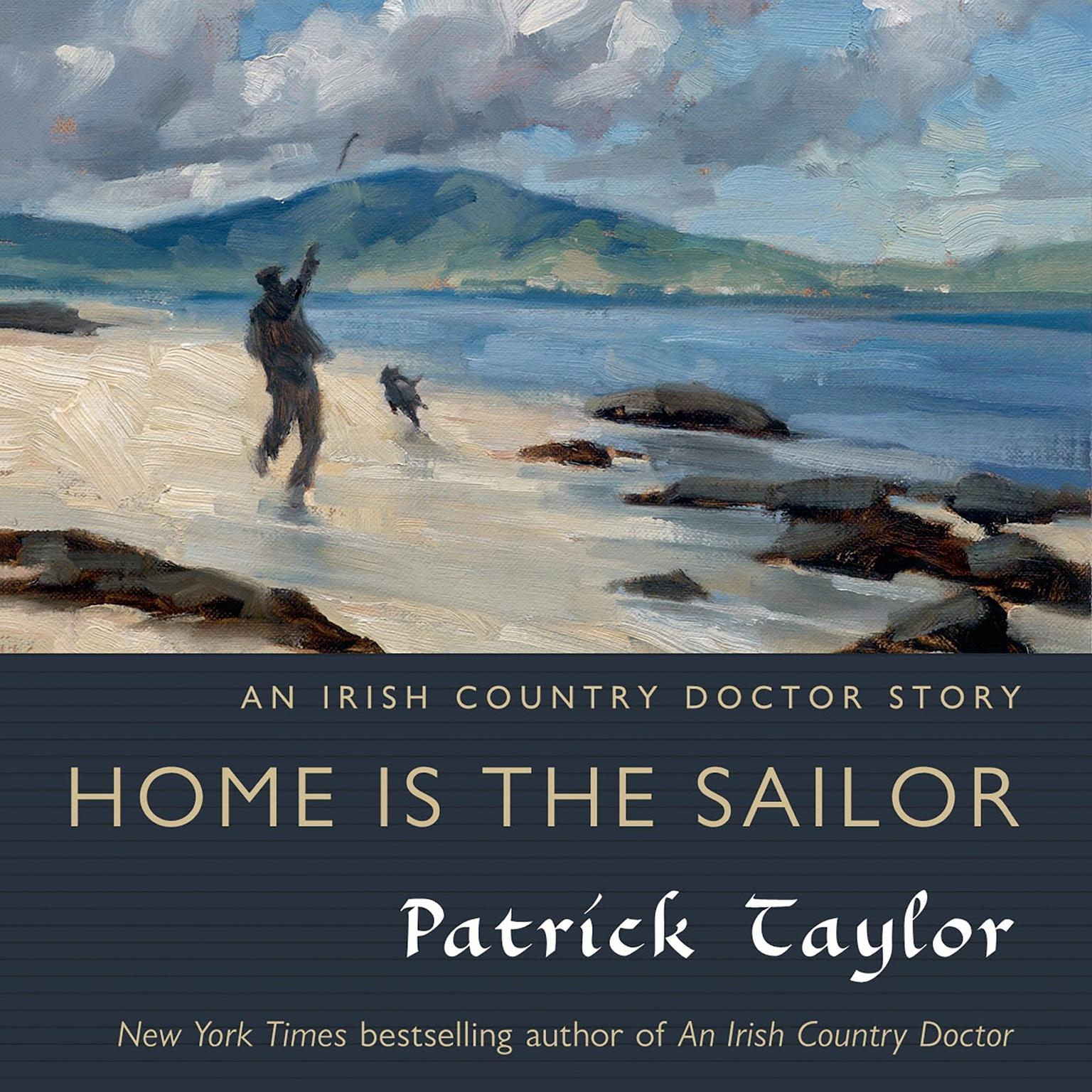 Printable Home is the Sailor: An Irish Country Doctor Story Audiobook Cover Art