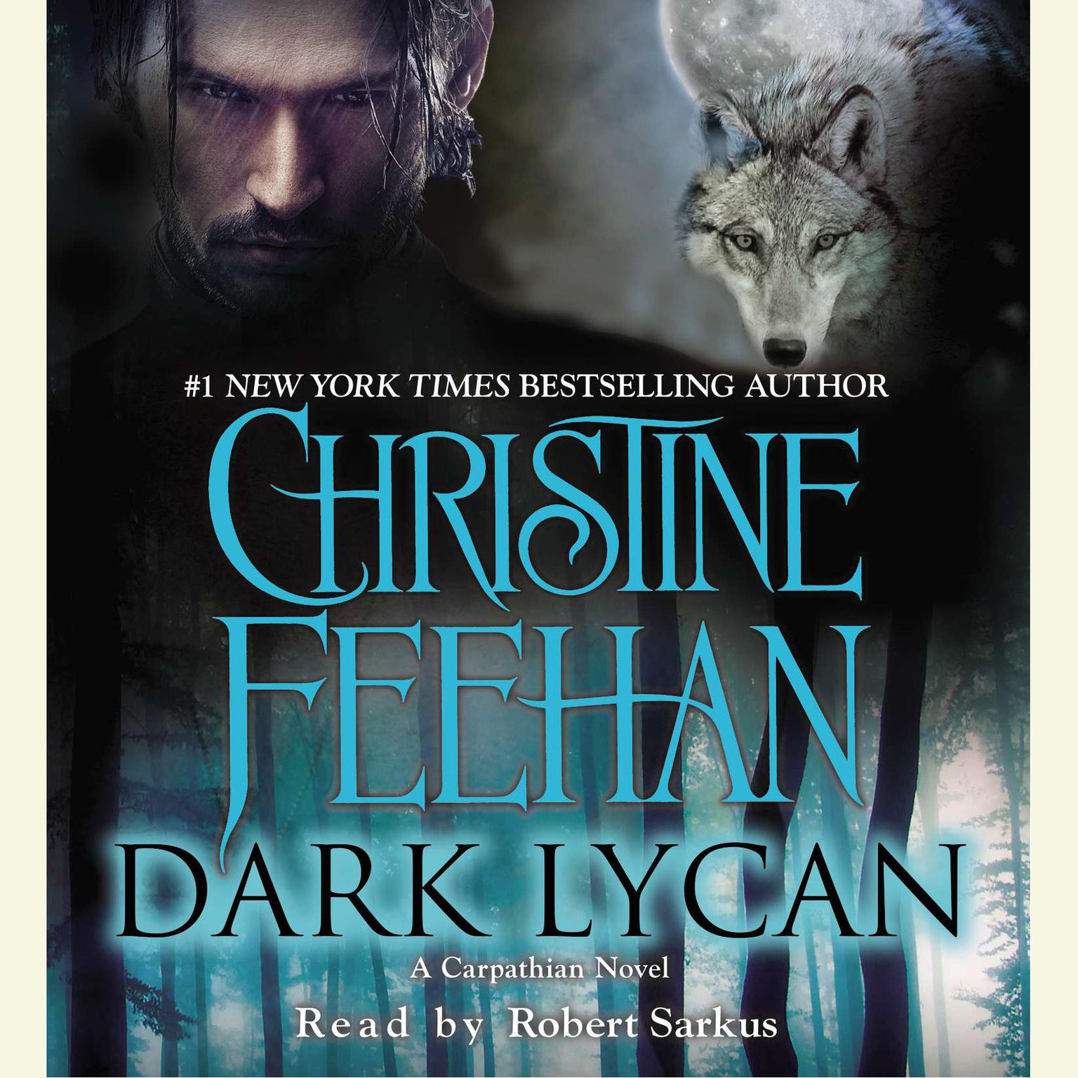 Printable Dark Lycan Audiobook Cover Art