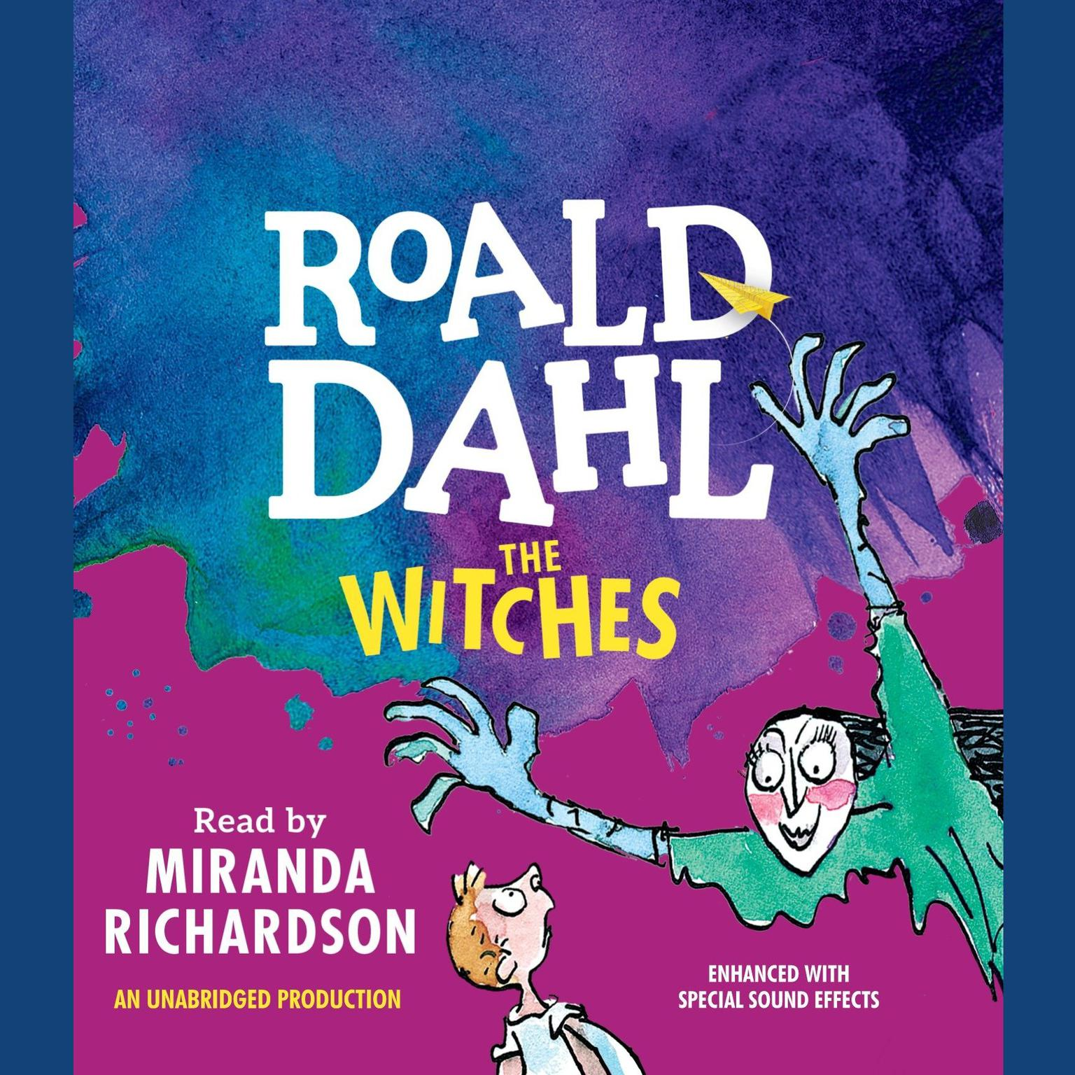 Printable The Witches Audiobook Cover Art
