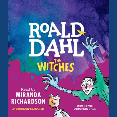 The Witches Audiobook, by