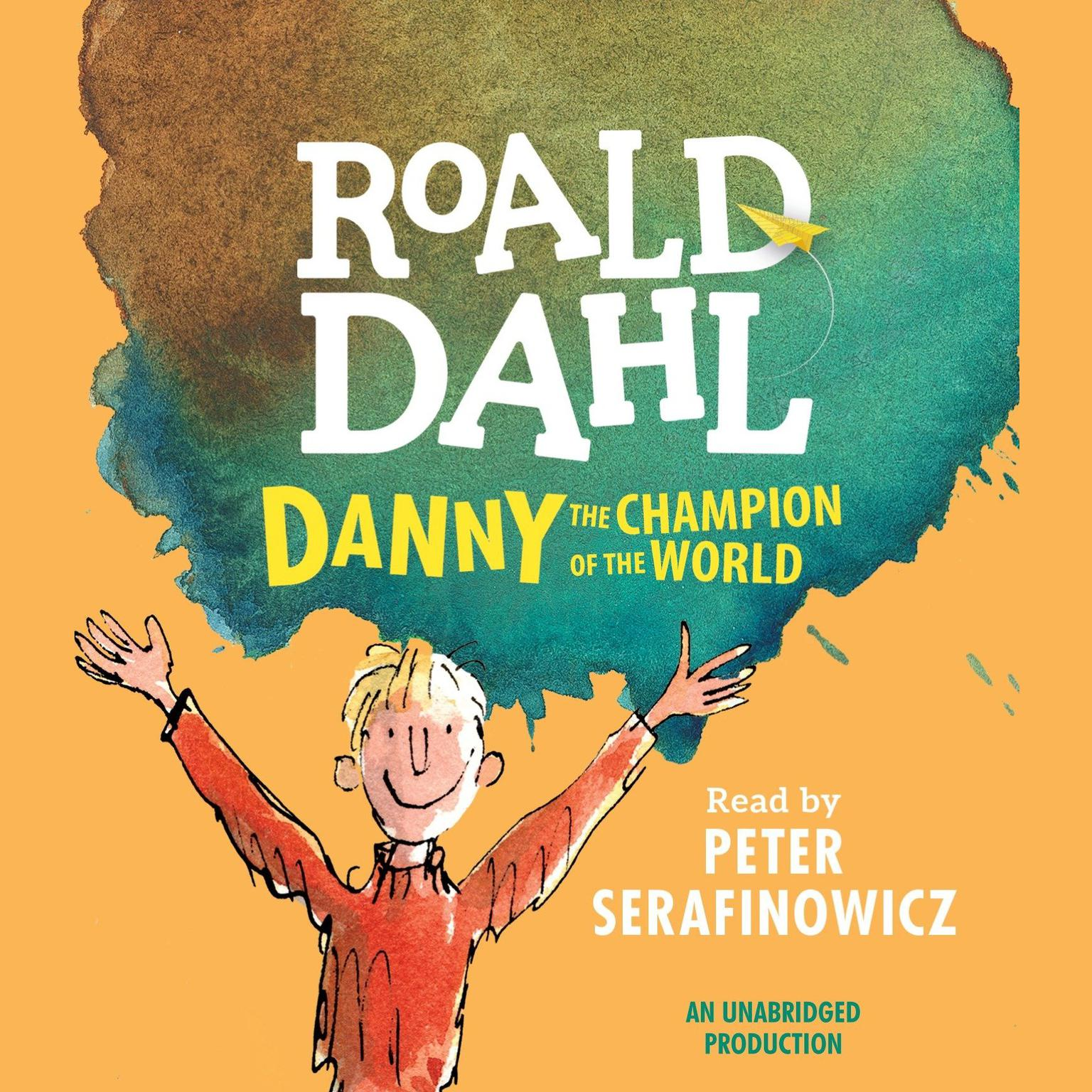 Printable Danny the Champion of the World Audiobook Cover Art