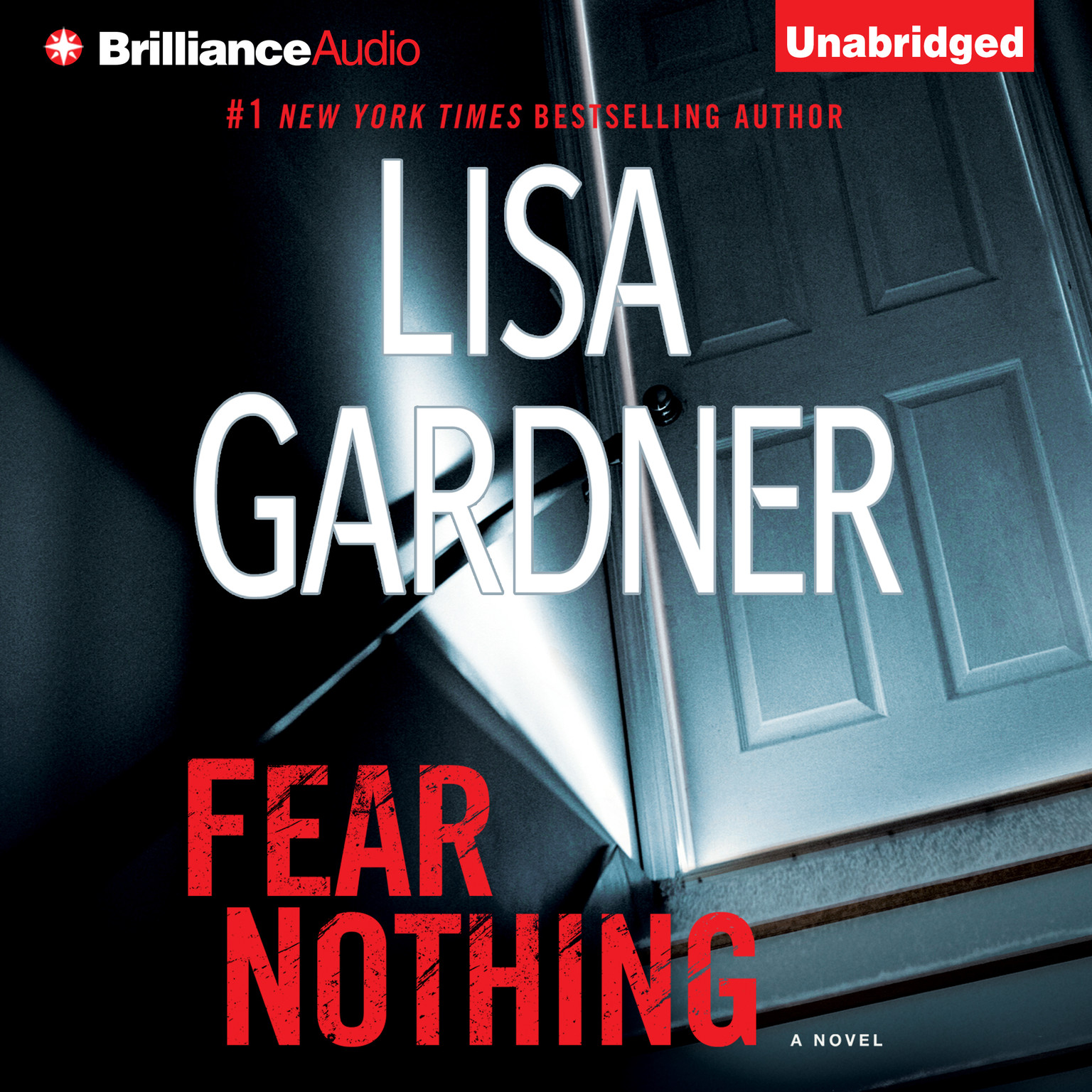 Printable Fear Nothing: A Novel Audiobook Cover Art