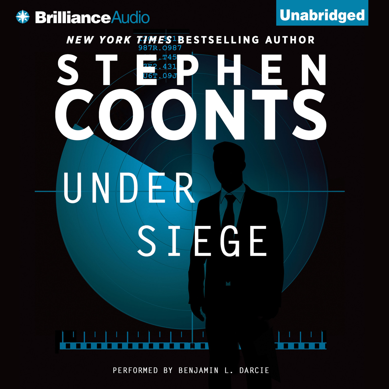 Printable Under Siege Audiobook Cover Art