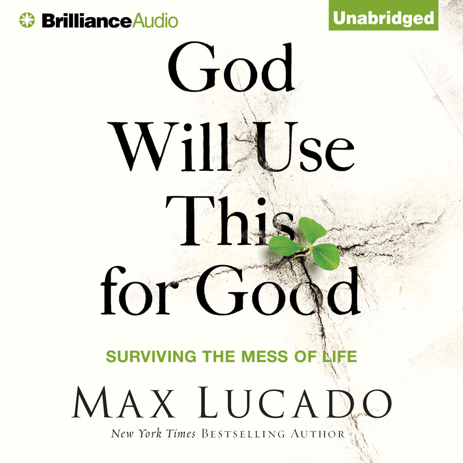 Printable God Will Use This for Good: Surviving the Mess of Life Audiobook Cover Art
