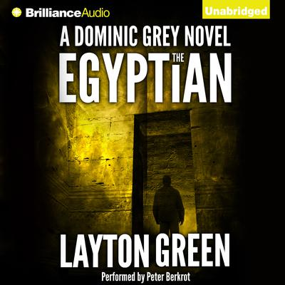 The Egyptian Audiobook, by Layton Green