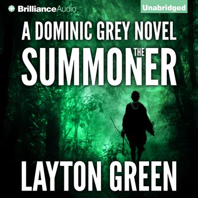 The Summoner Audiobook, by Layton Green
