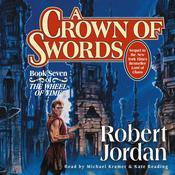 A Crown of Swords Audiobook, by Robert Jordan