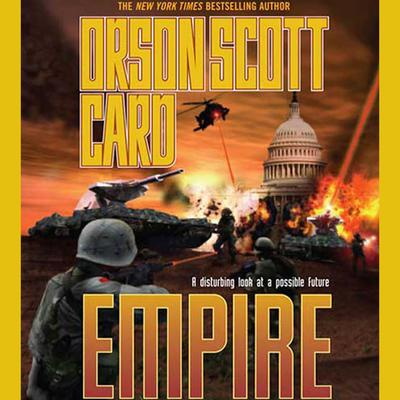 Empire Audiobook, by Orson Scott Card