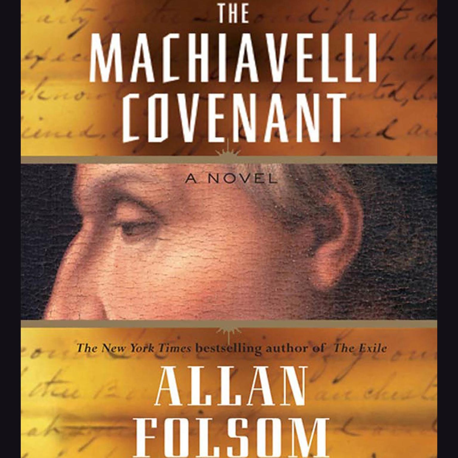 Printable The Machiavelli Covenant: A Novel Audiobook Cover Art