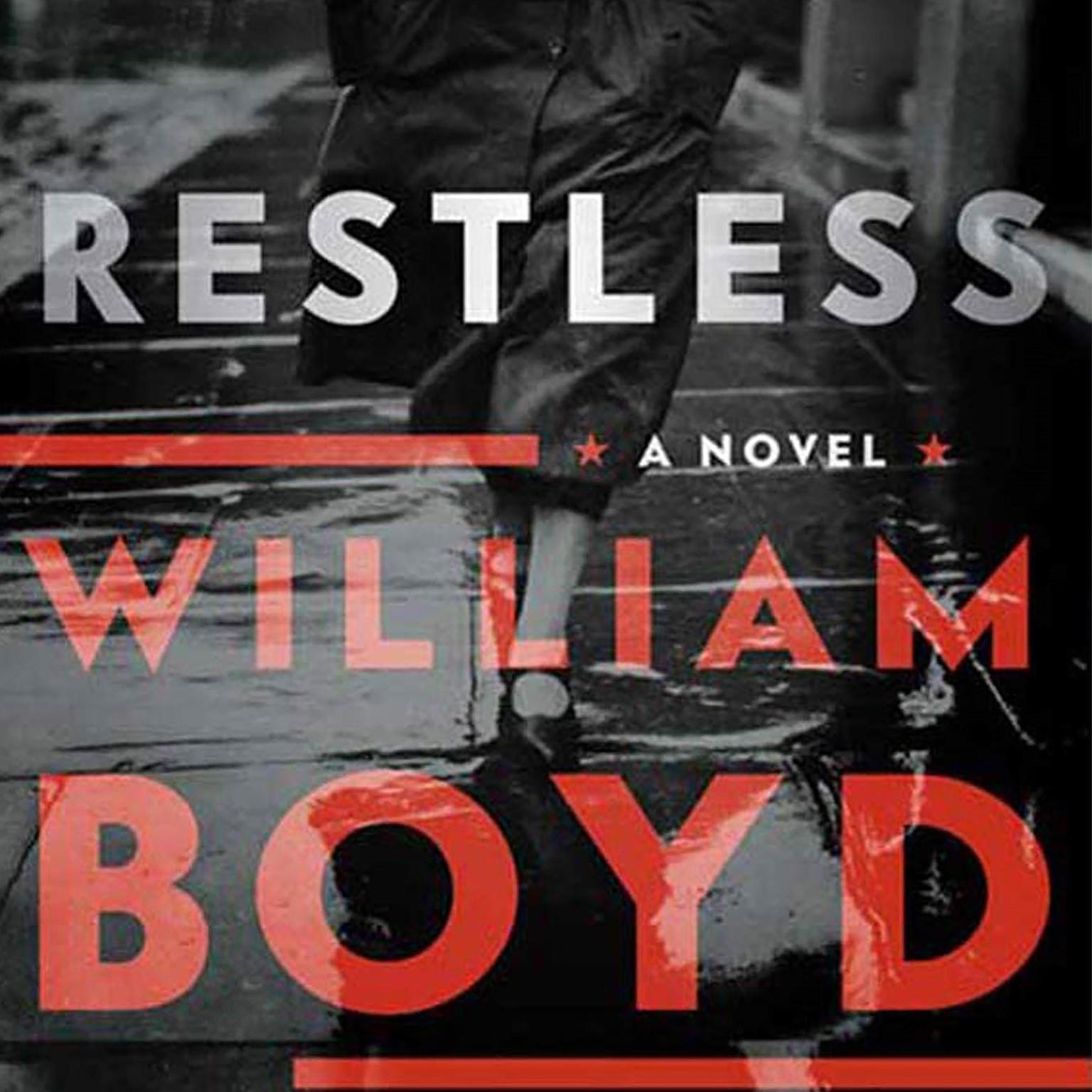 Printable Restless: A Novel Audiobook Cover Art