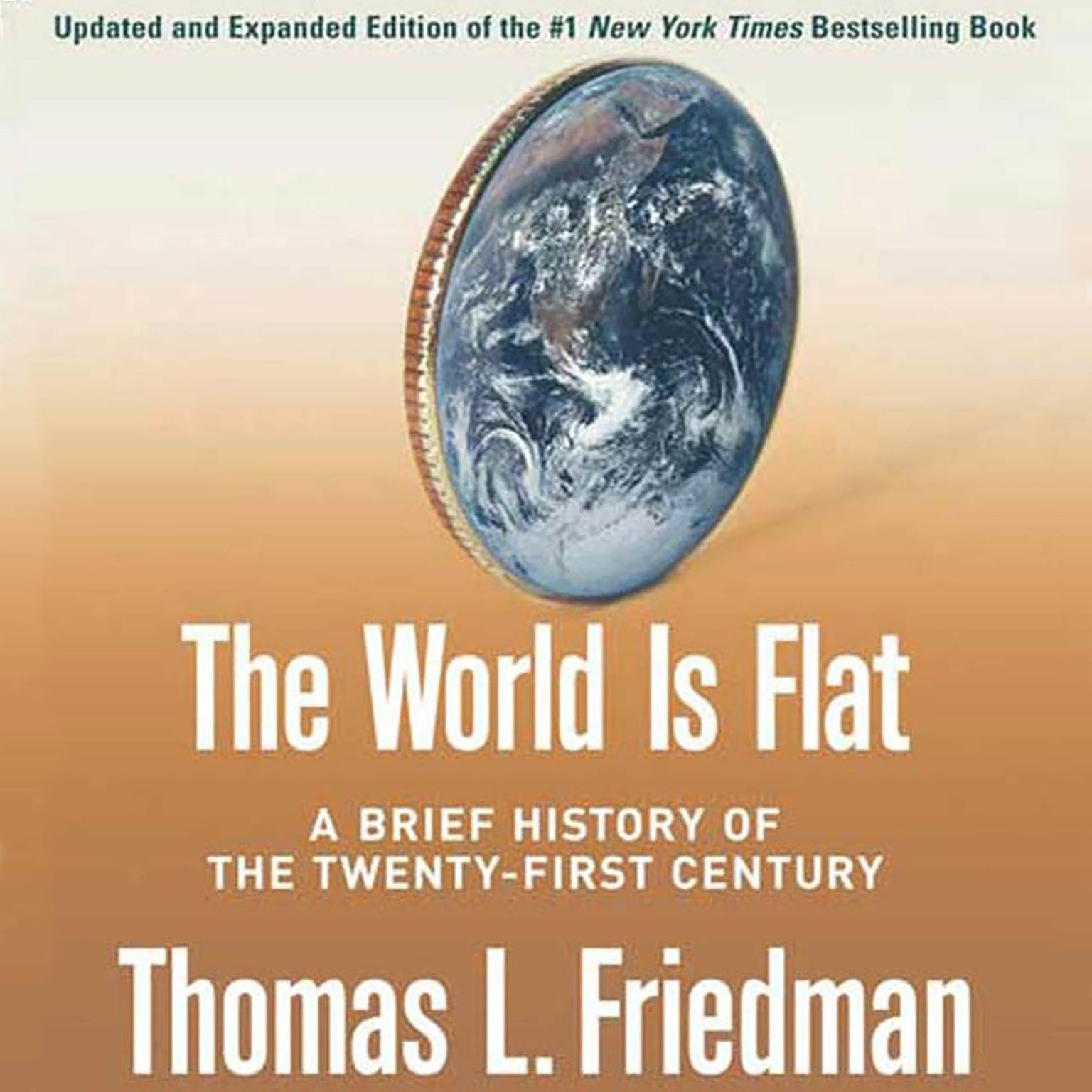 Download the world is flat updated and expanded audiobook by extended audio sample the world is flat updated and expanded a brief history of the twenty sciox Choice Image