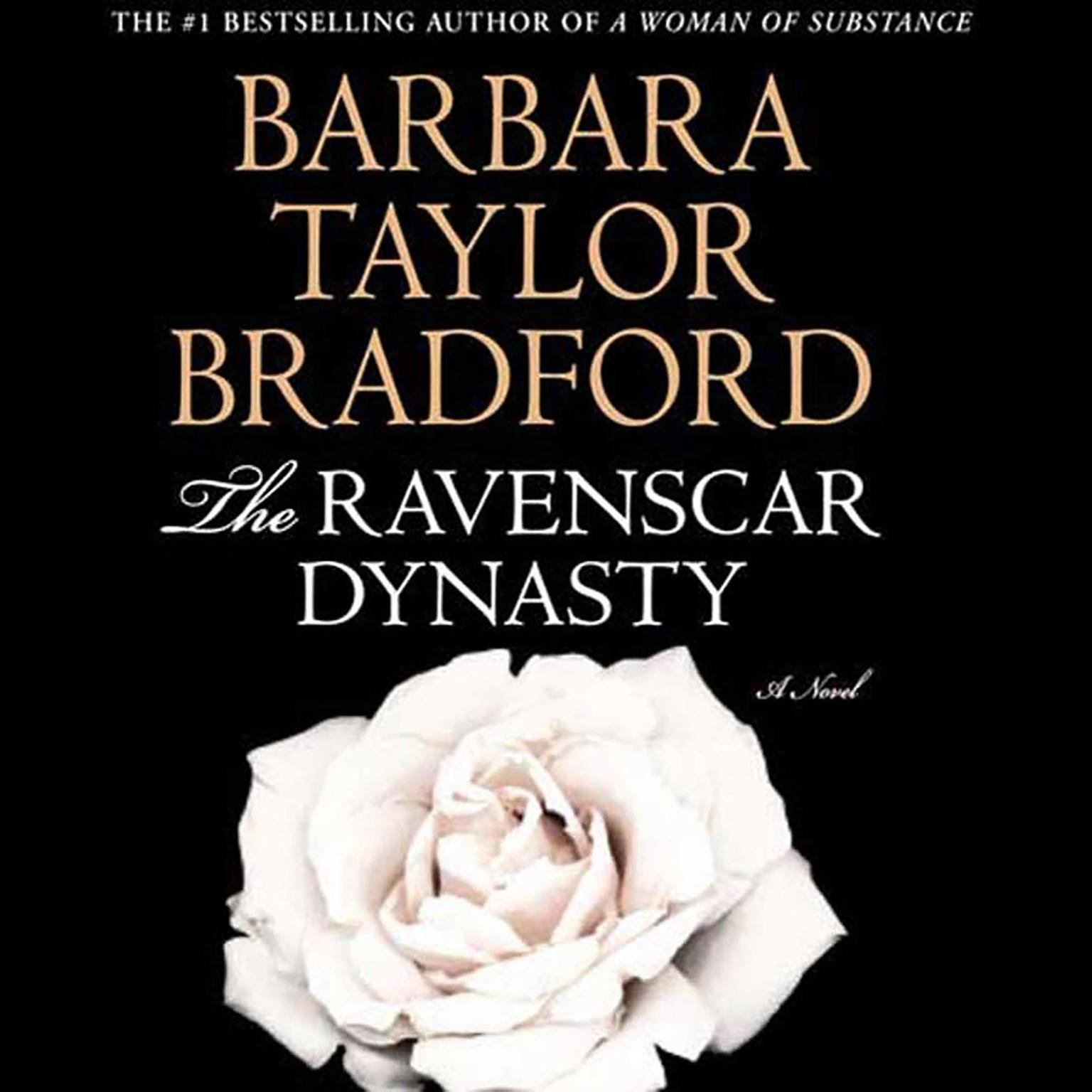 Printable The Ravenscar Dynasty Audiobook Cover Art