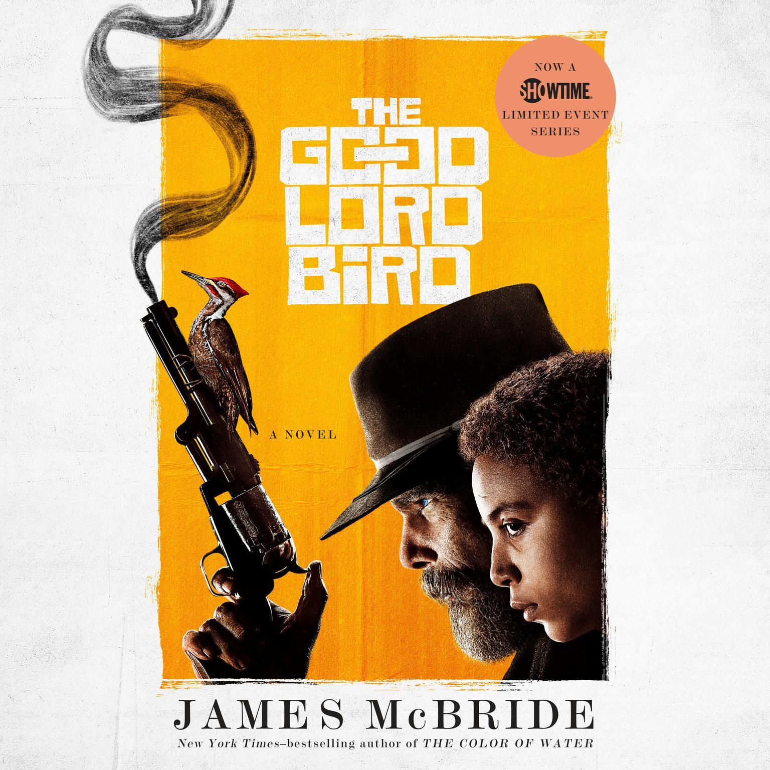 Printable The Good Lord Bird: A Novel Audiobook Cover Art