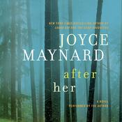 After Her Audiobook, by Joyce Maynard
