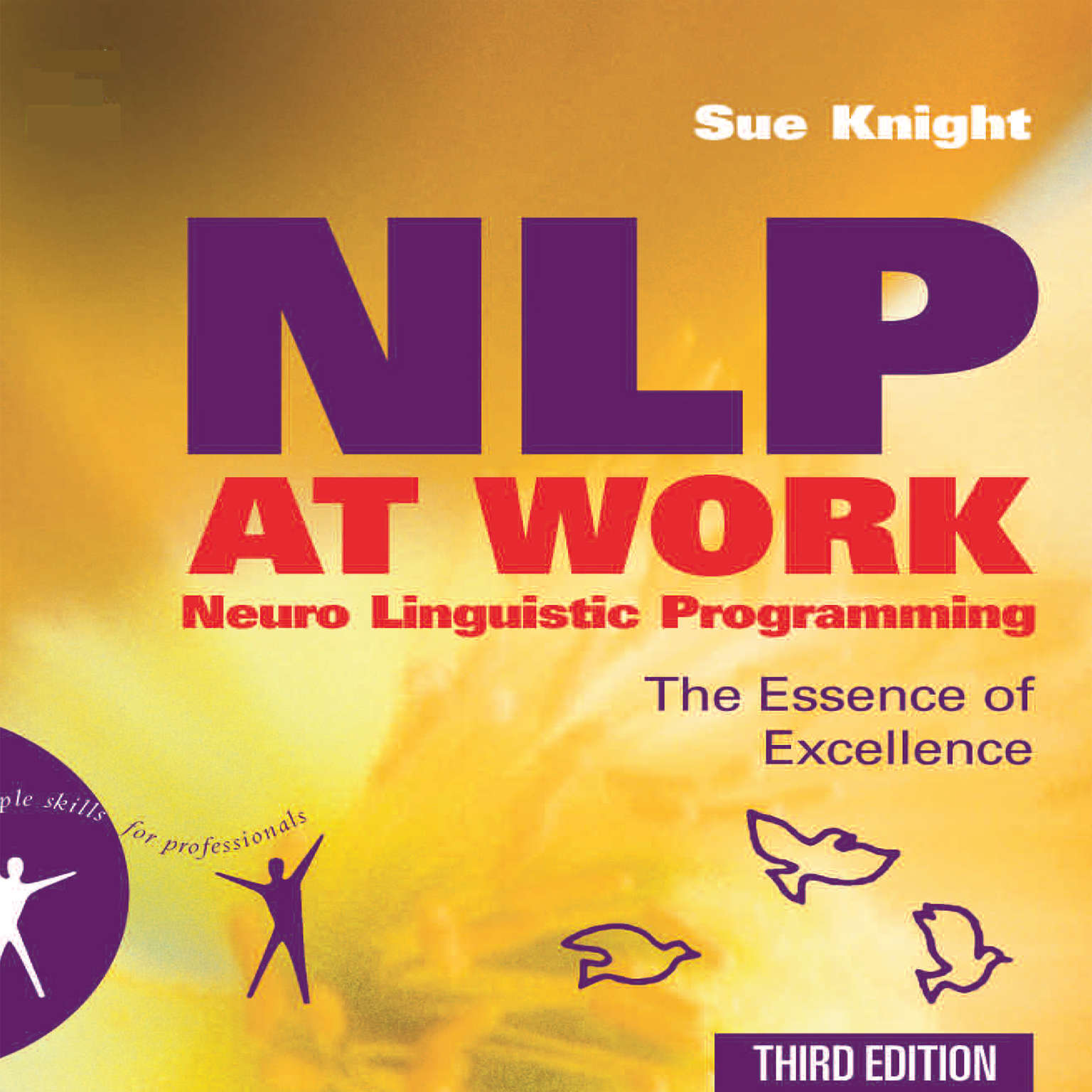 Printable NLP at Work: The Essence of Excellence Audiobook Cover Art