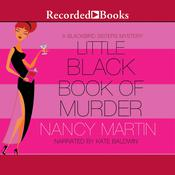 Little Black Book of Murder, by Nancy Martin